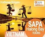 Geweldige tours bij Friends Travel Vietnam
