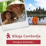 Bouw je eigen Cambodja reis