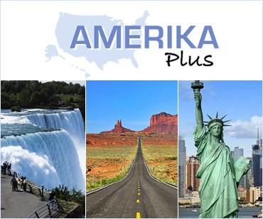 Reis door Amerika met AmerikaPLUS
