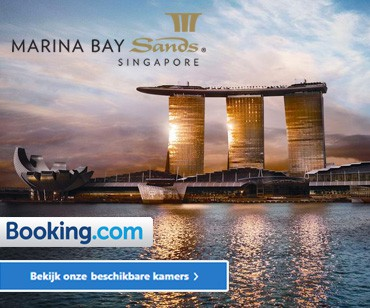 Het fantastische Marina Bay Sands