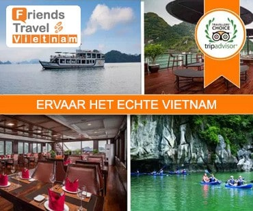 Geweldige Vietnam tours bij Friends Travel Vietnam