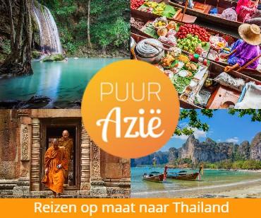 Ervaar Thailand met Puur Azie