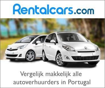 Huur makkelijk en voordelig je auto in Portugal