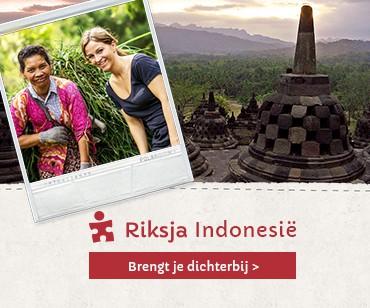 Stel zelf samen met Riksja Indonesie
