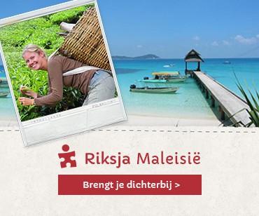 Stel zelf makkelijk je droomreis naar Maleisie samen