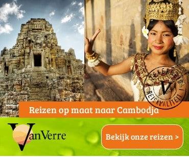 Naar Cambodja met Van Verre