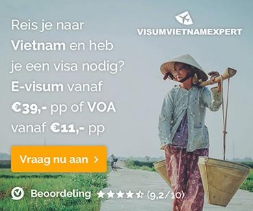 In 1-2-3 je visum naar Vietnam