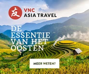 Met VNC Asia Travel naar Vietnam
