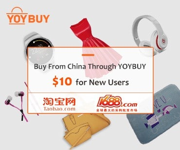 YOYBUY: Jouw Chinese shopping agent