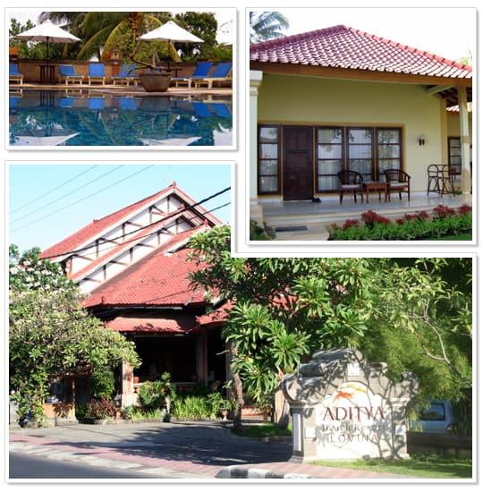 Aditya Resort, Lovina