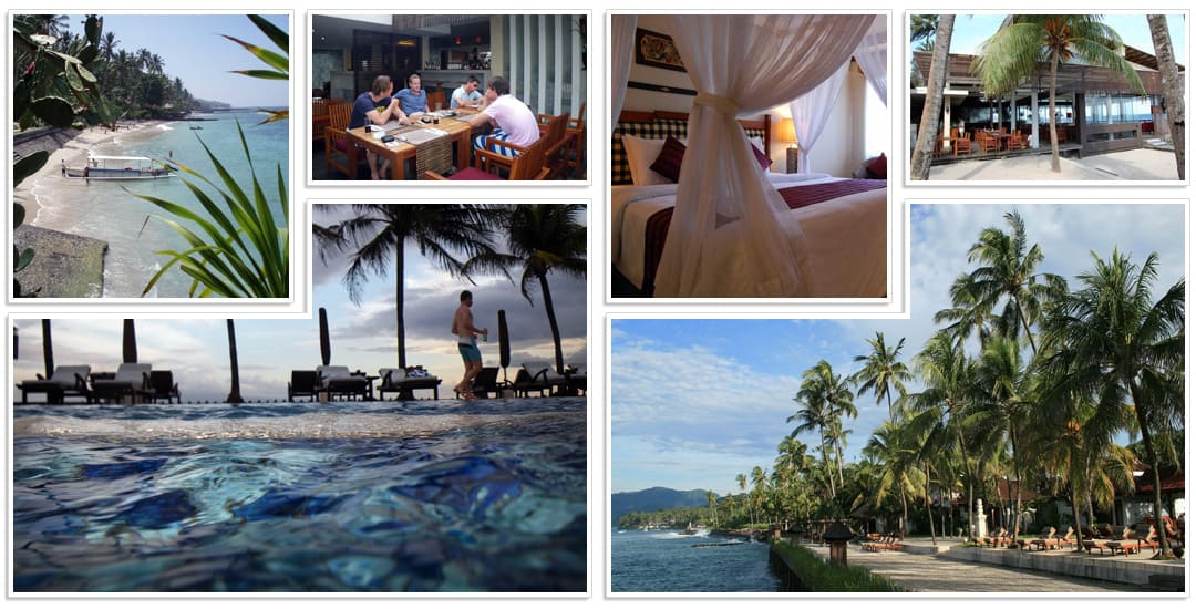 Rama Candidasa Resort, Candidasa