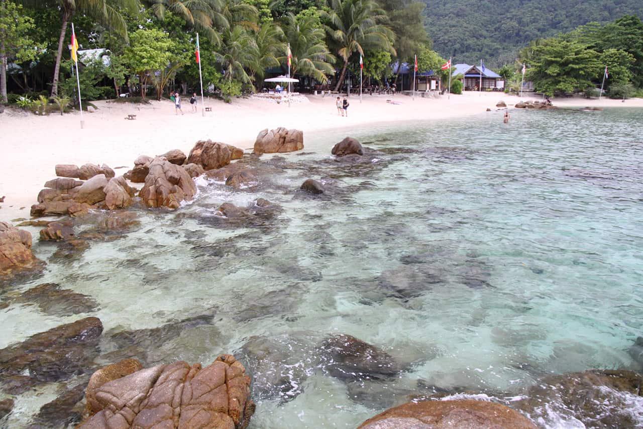 Perhentian eilanden aan de oostkust