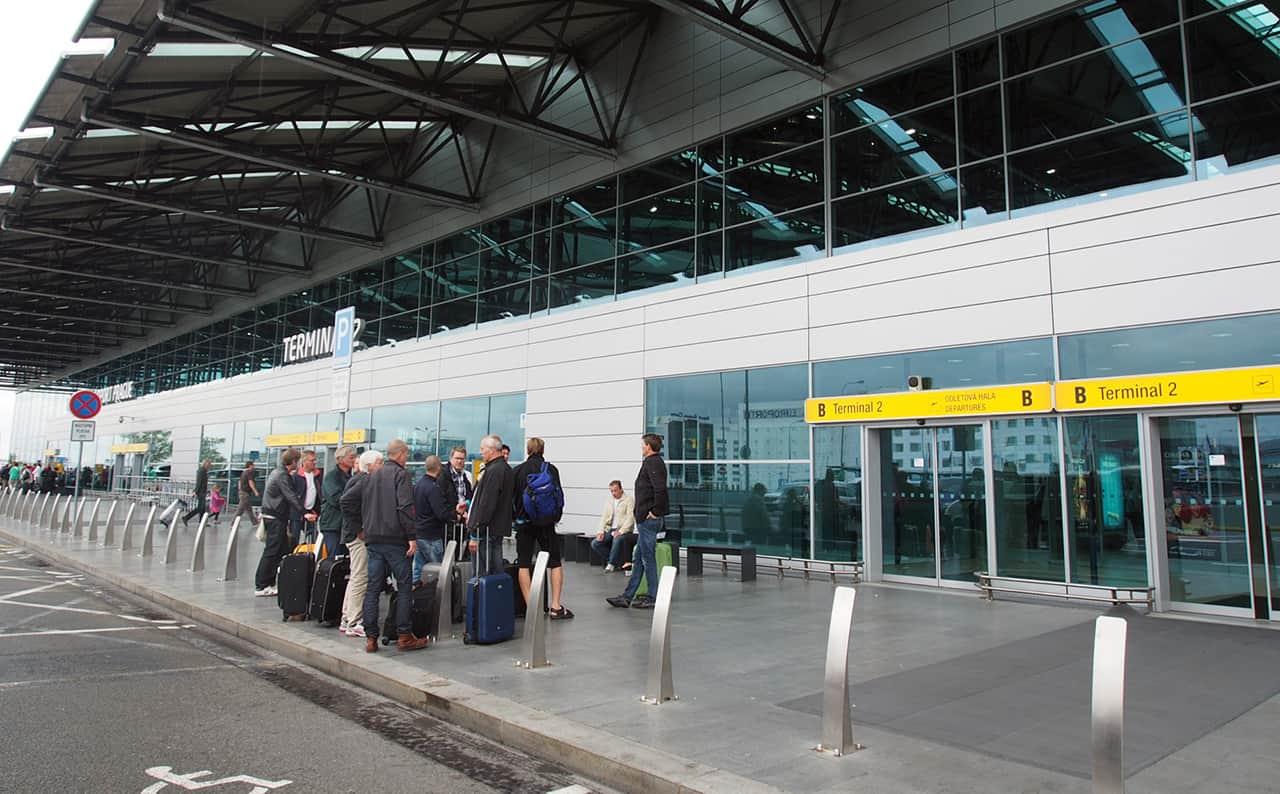 Praag Airport