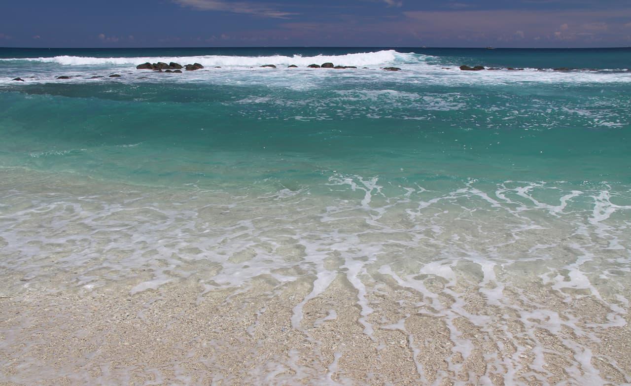 White Sand Beach, Tangkoko Forest Reserve