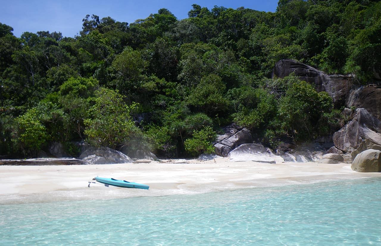 Snorkelen op Perhentian Island