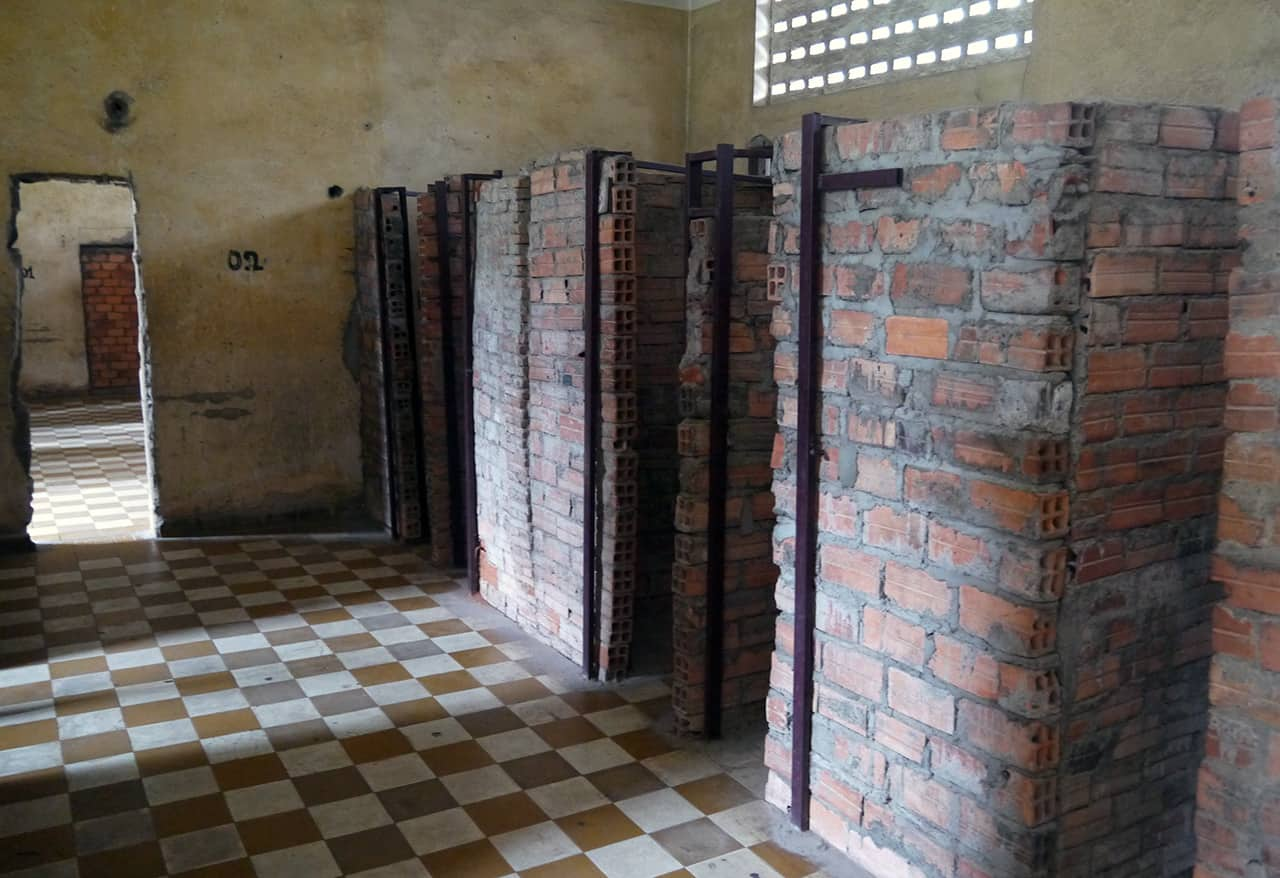 Tuol Sleng (genocide museum)