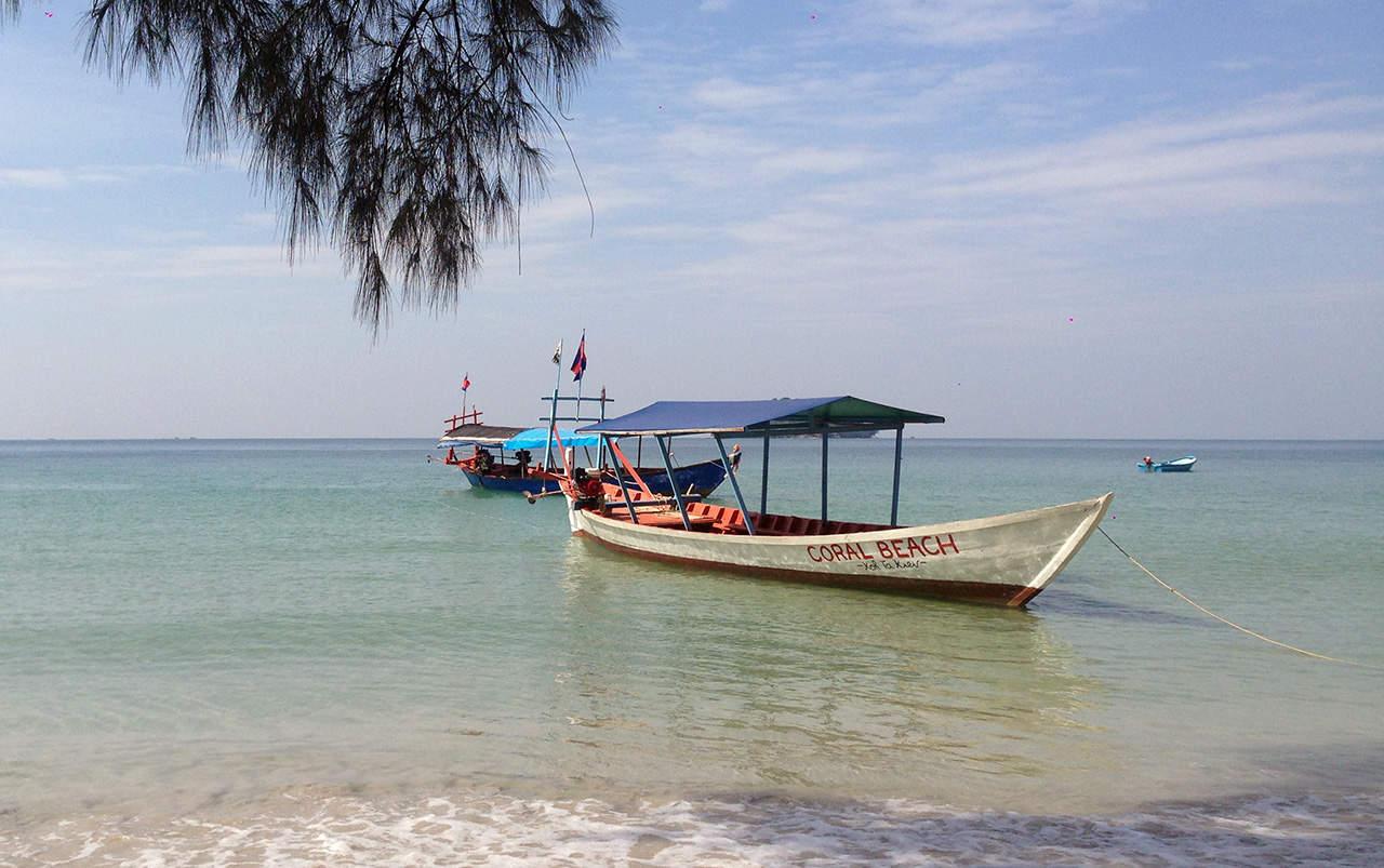 Kep, Cambodja