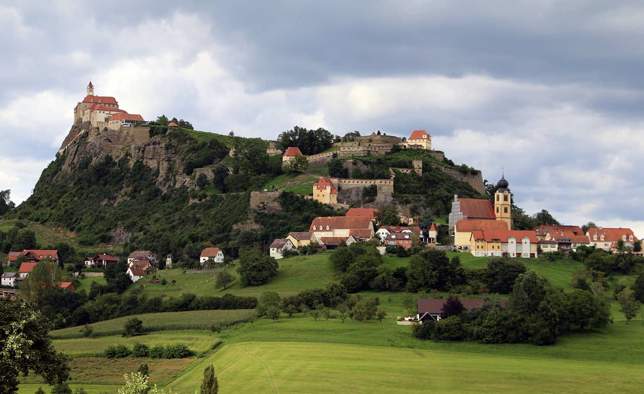 Riegersburg Kasteel