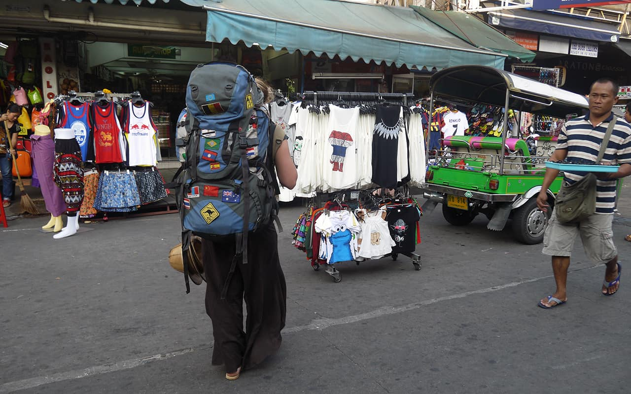 Backpacken in Thailand