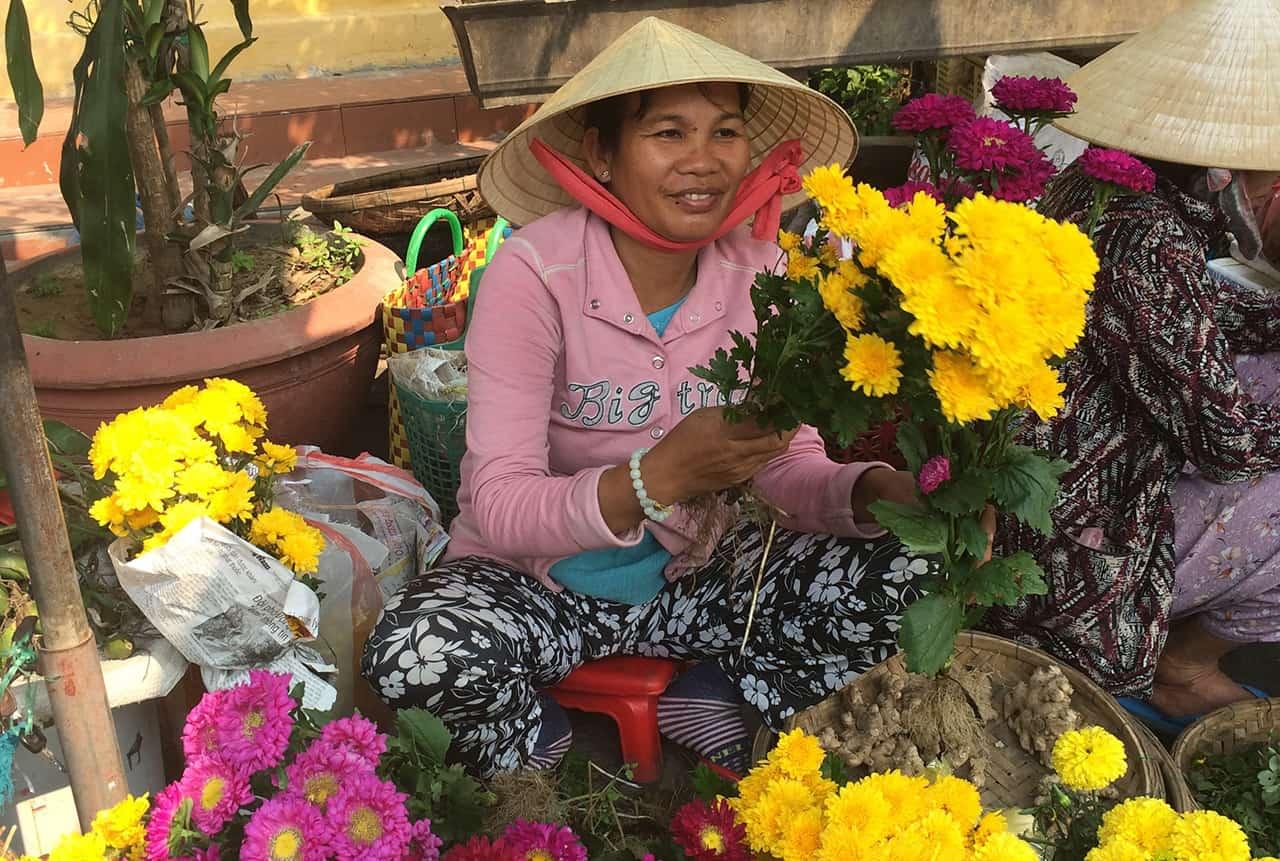 Markt van Hoi An