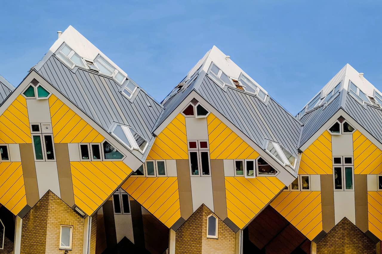 Verrassende stedentrip in Rotterdam
