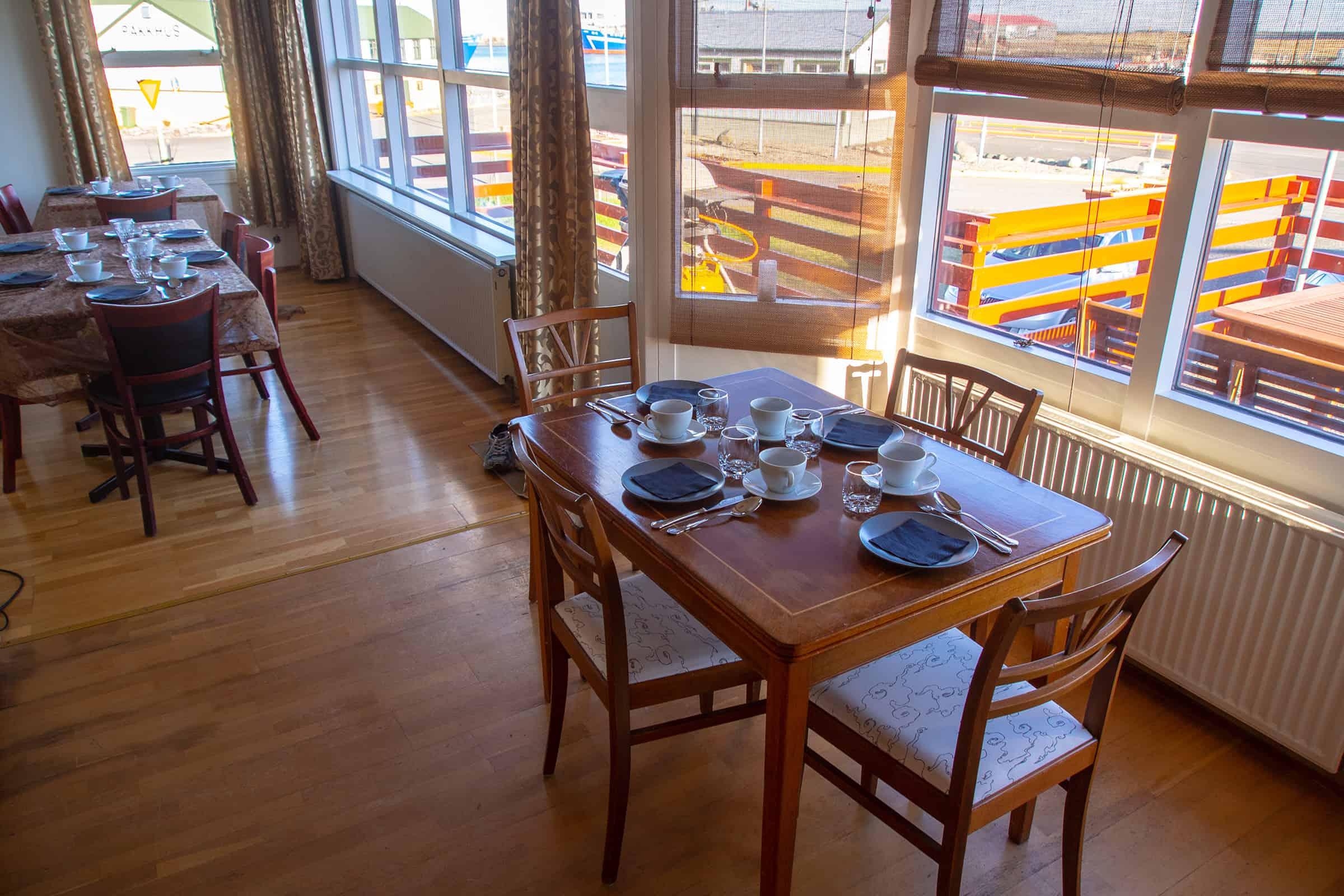 Guesthouse Dyngja