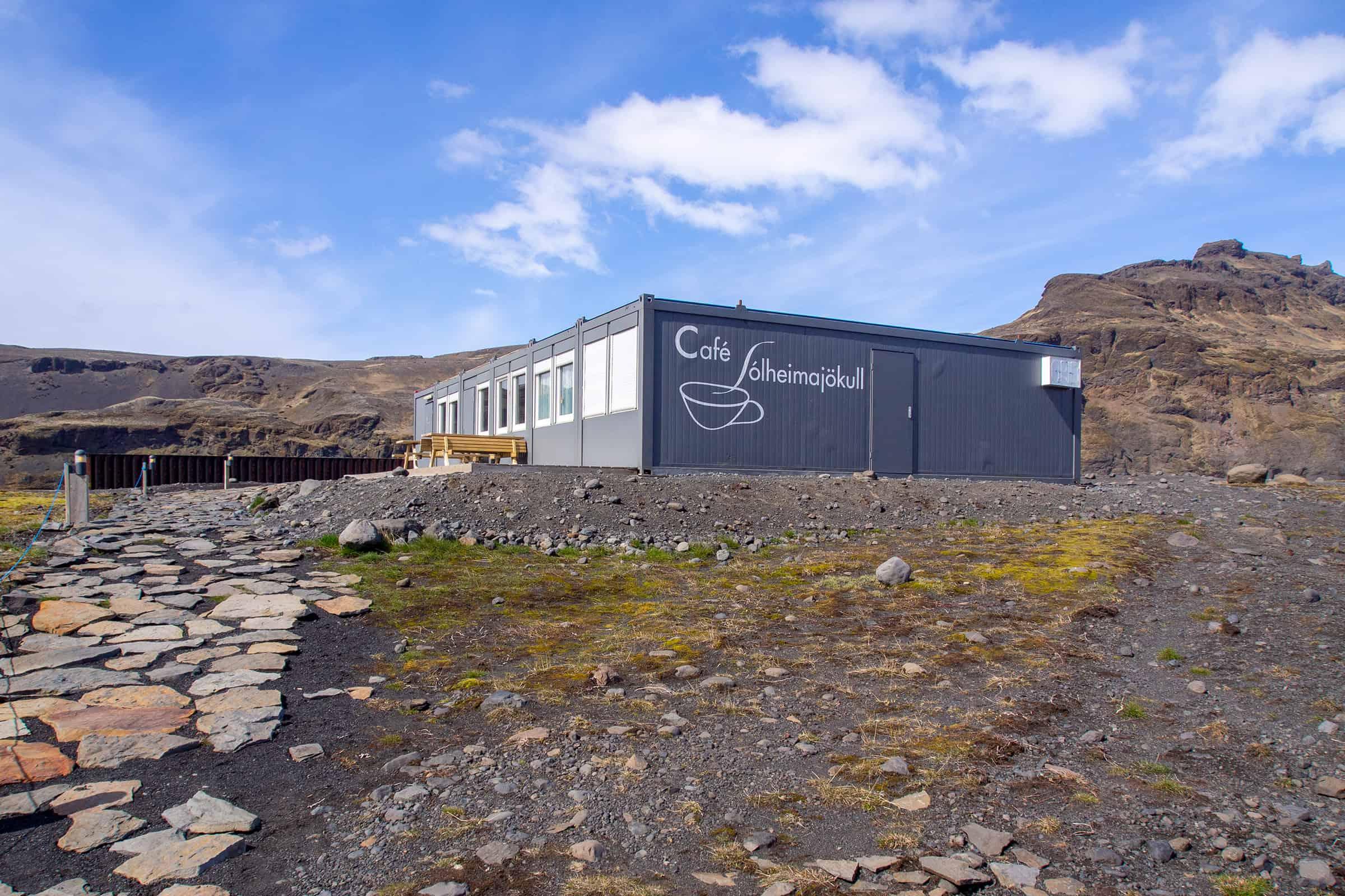 Cafe Solheimajokull