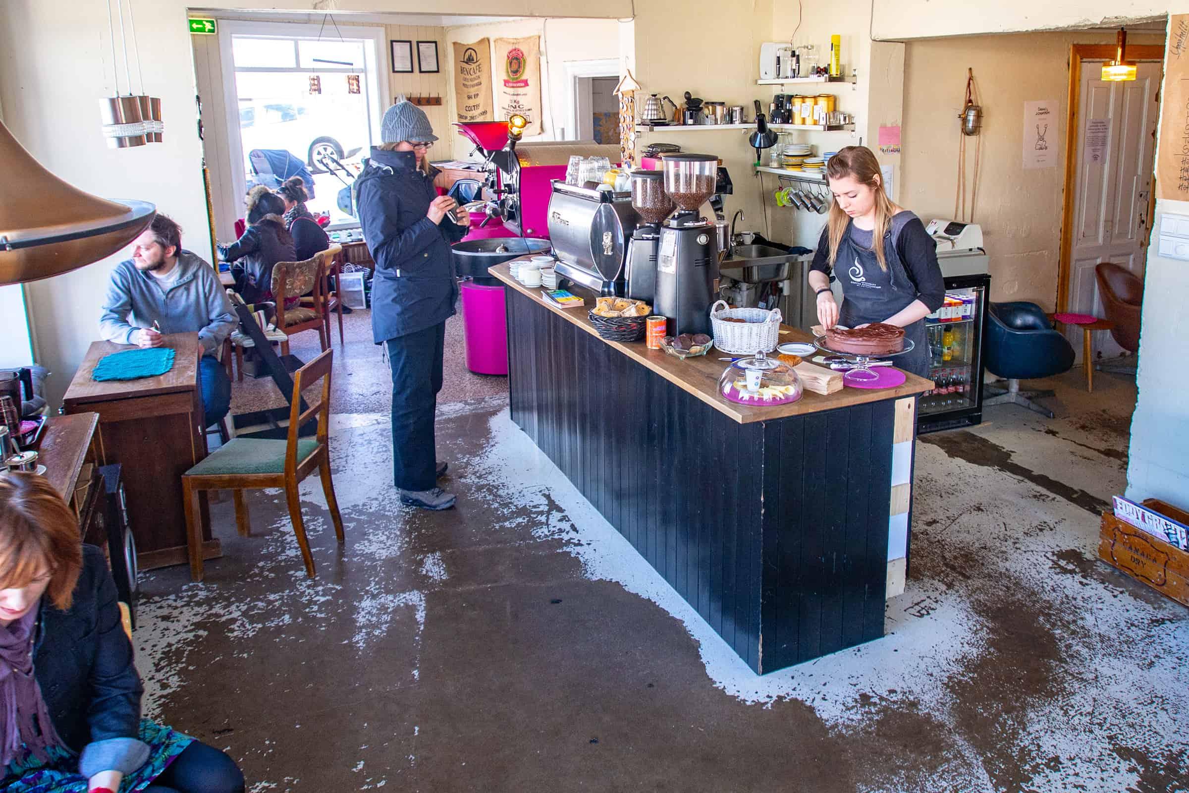 Kaffismiðja Íslands