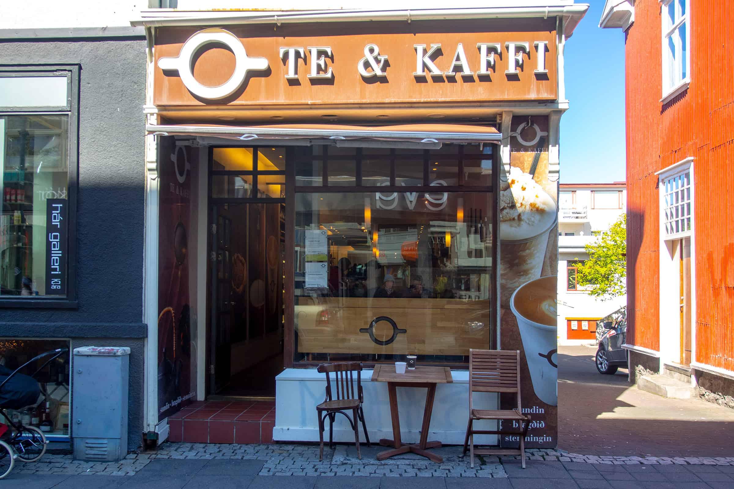 Te & Kaffi