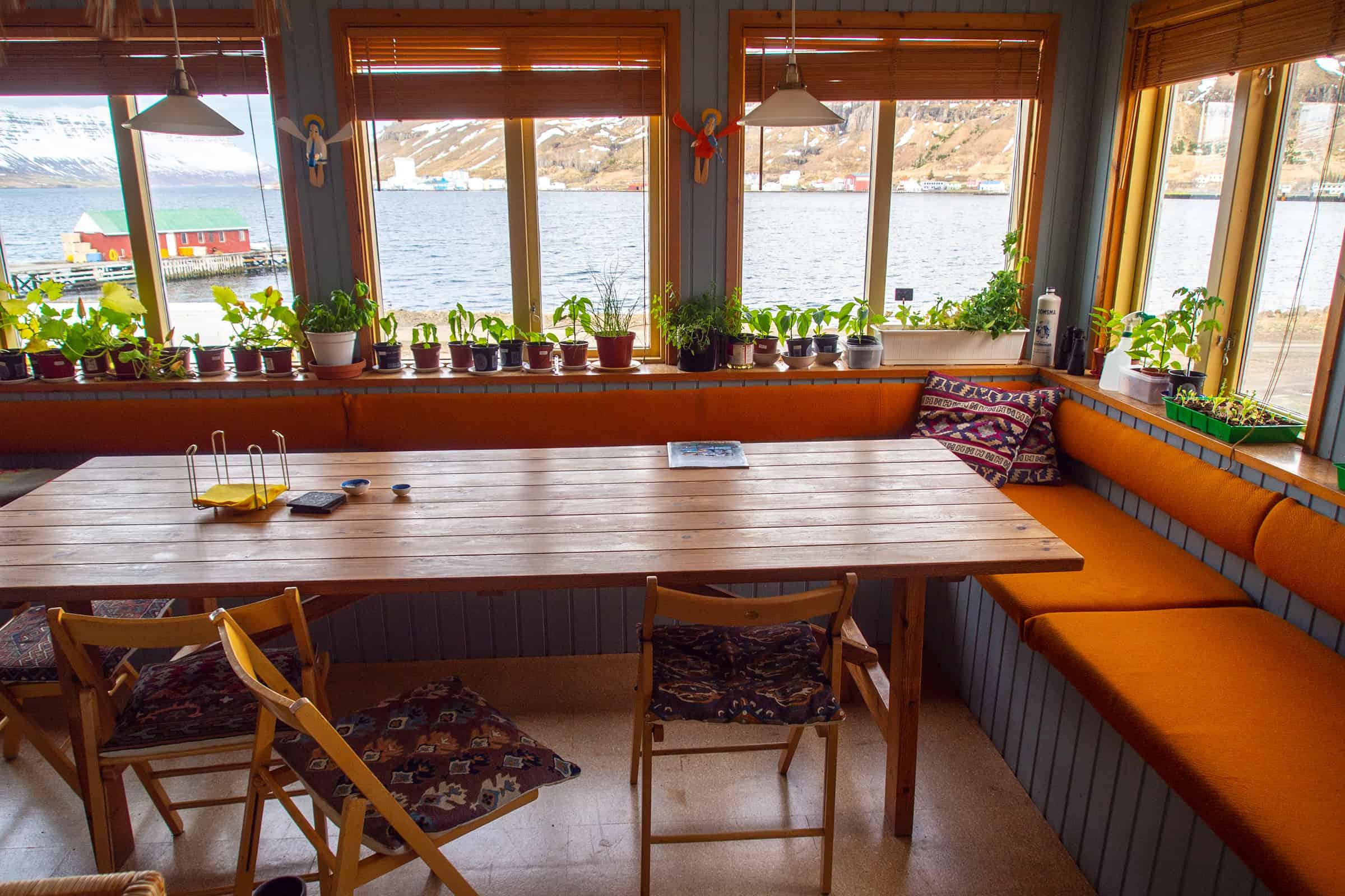 Seydisfjordur HI Hostel