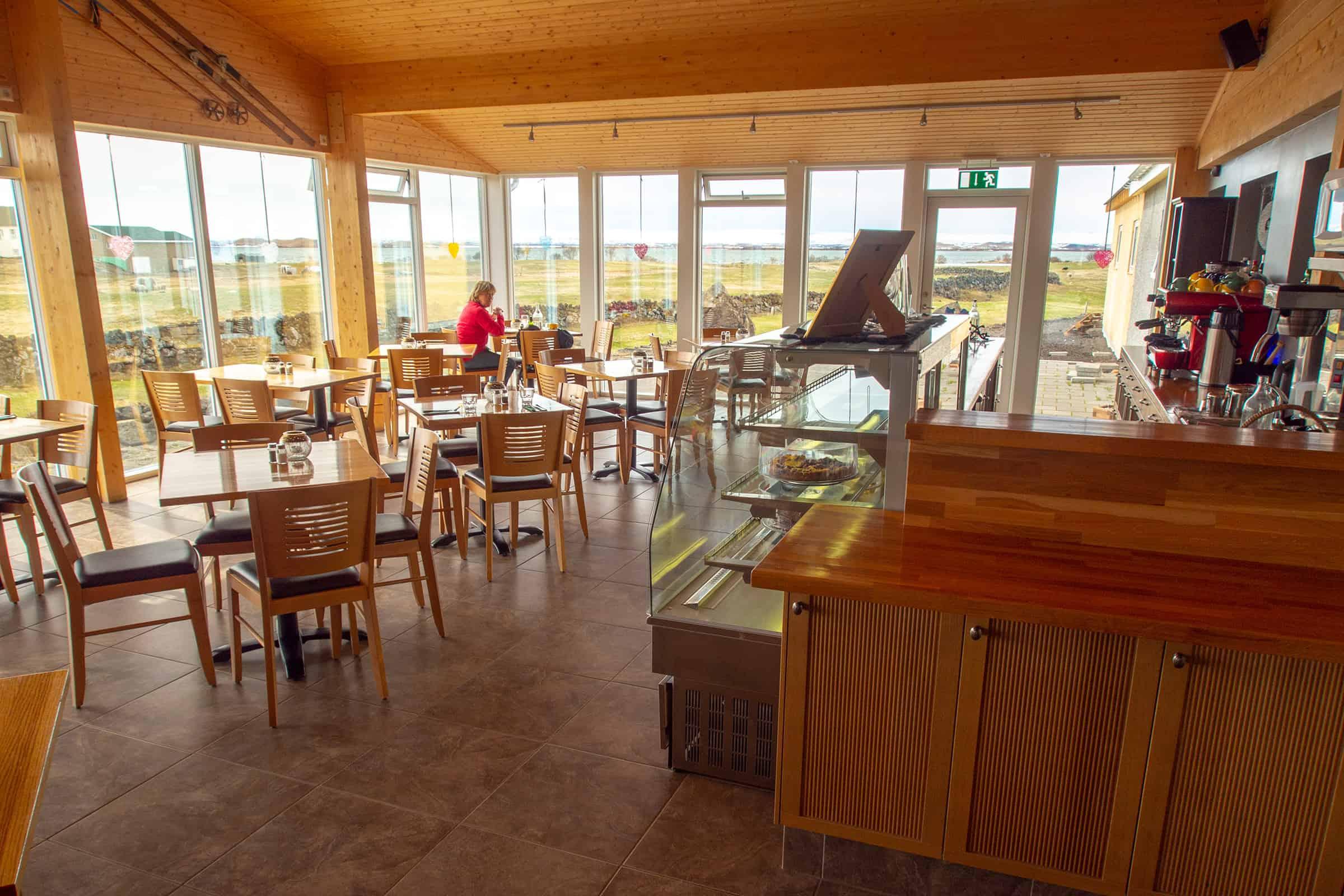 Restaurant Vogafjós Guesthouse