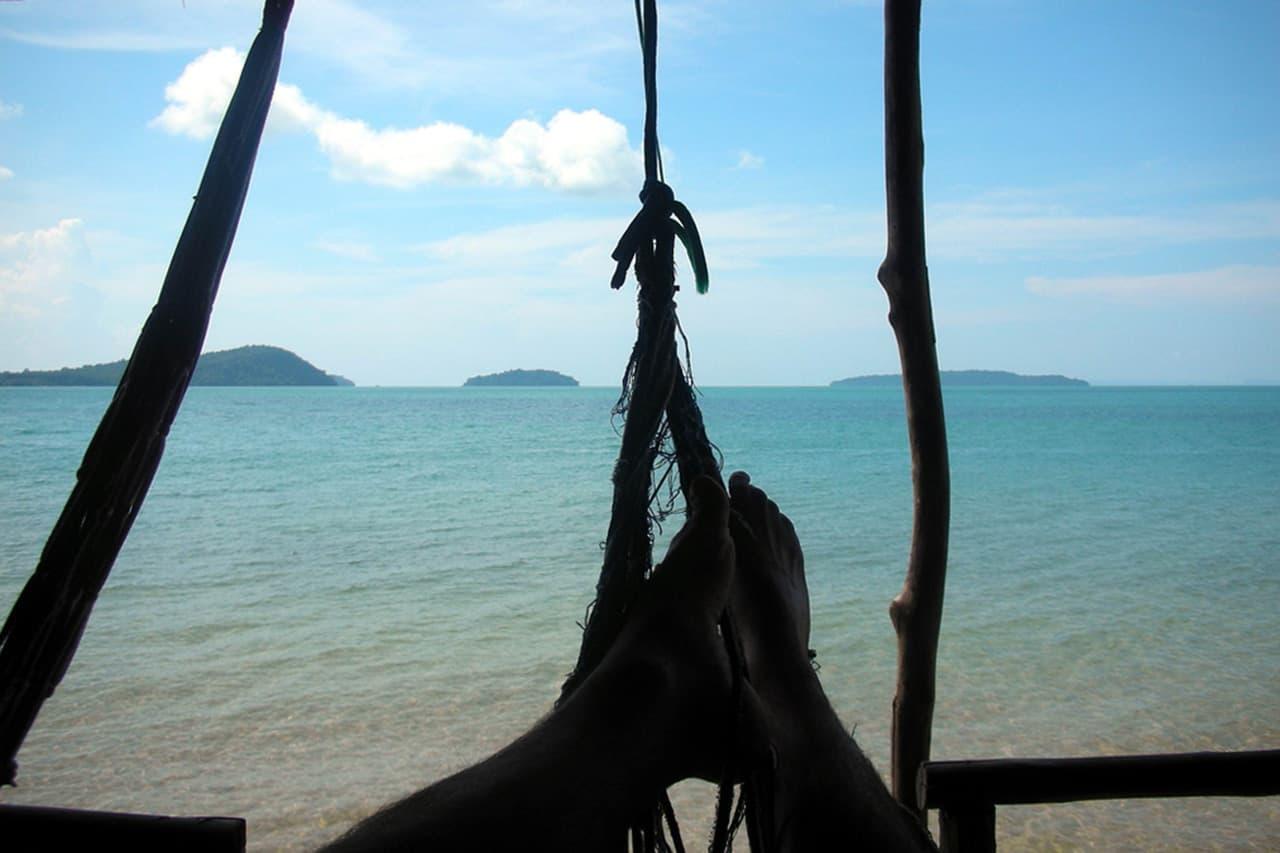 Cambodjaanse stranden