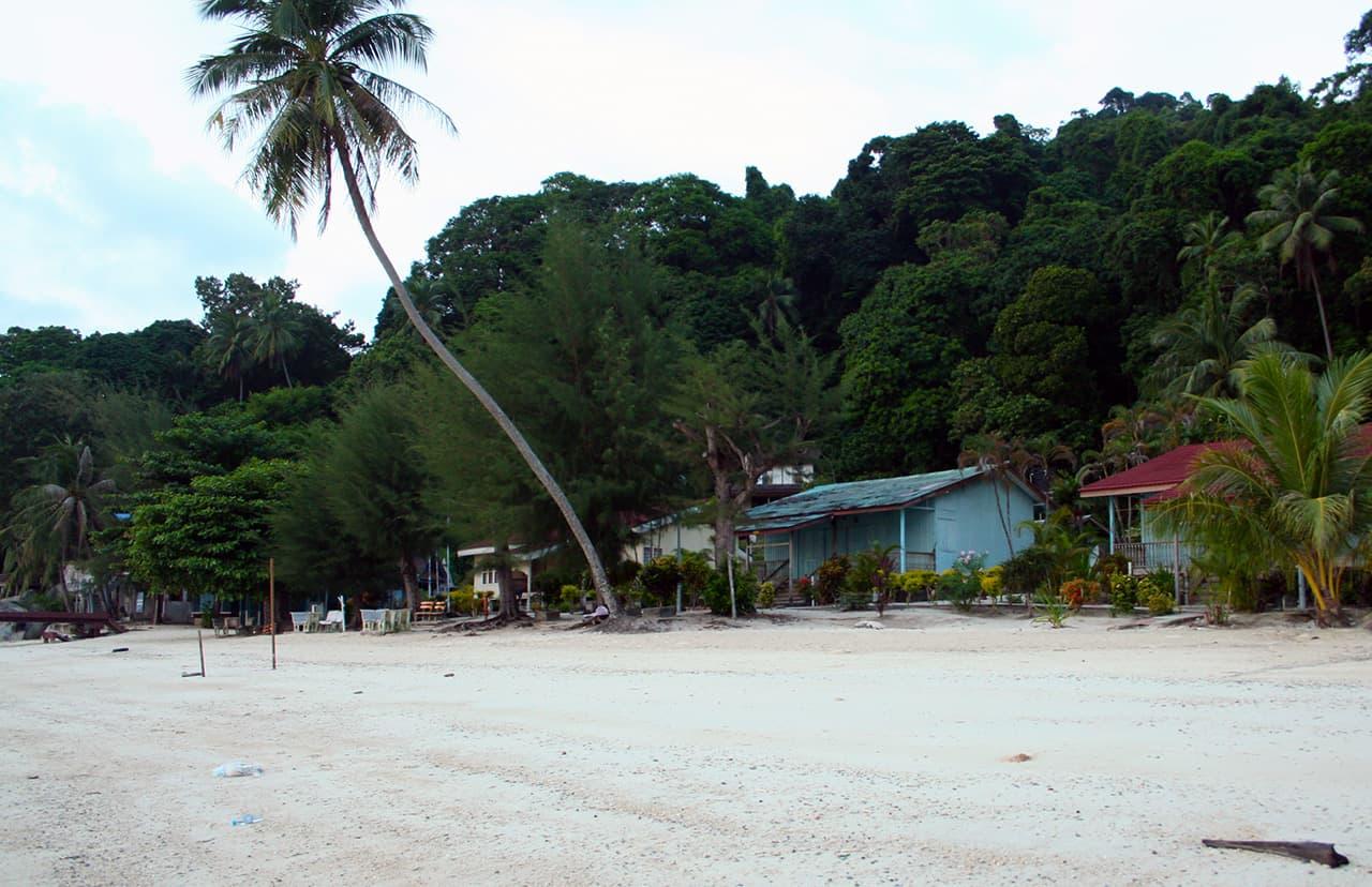 Prachtige bountyeilanden van Maleisie
