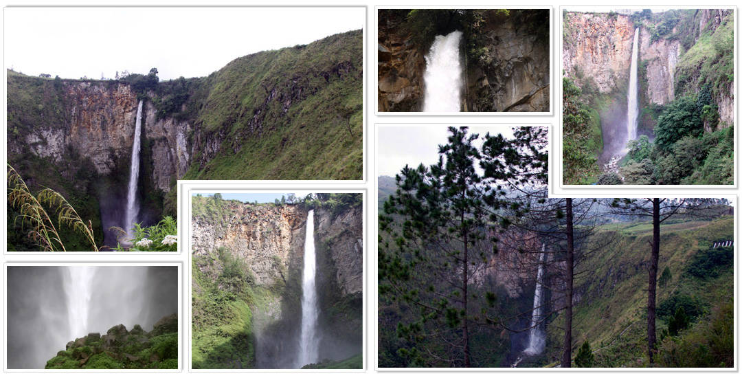 Sipiso-piso waterval
