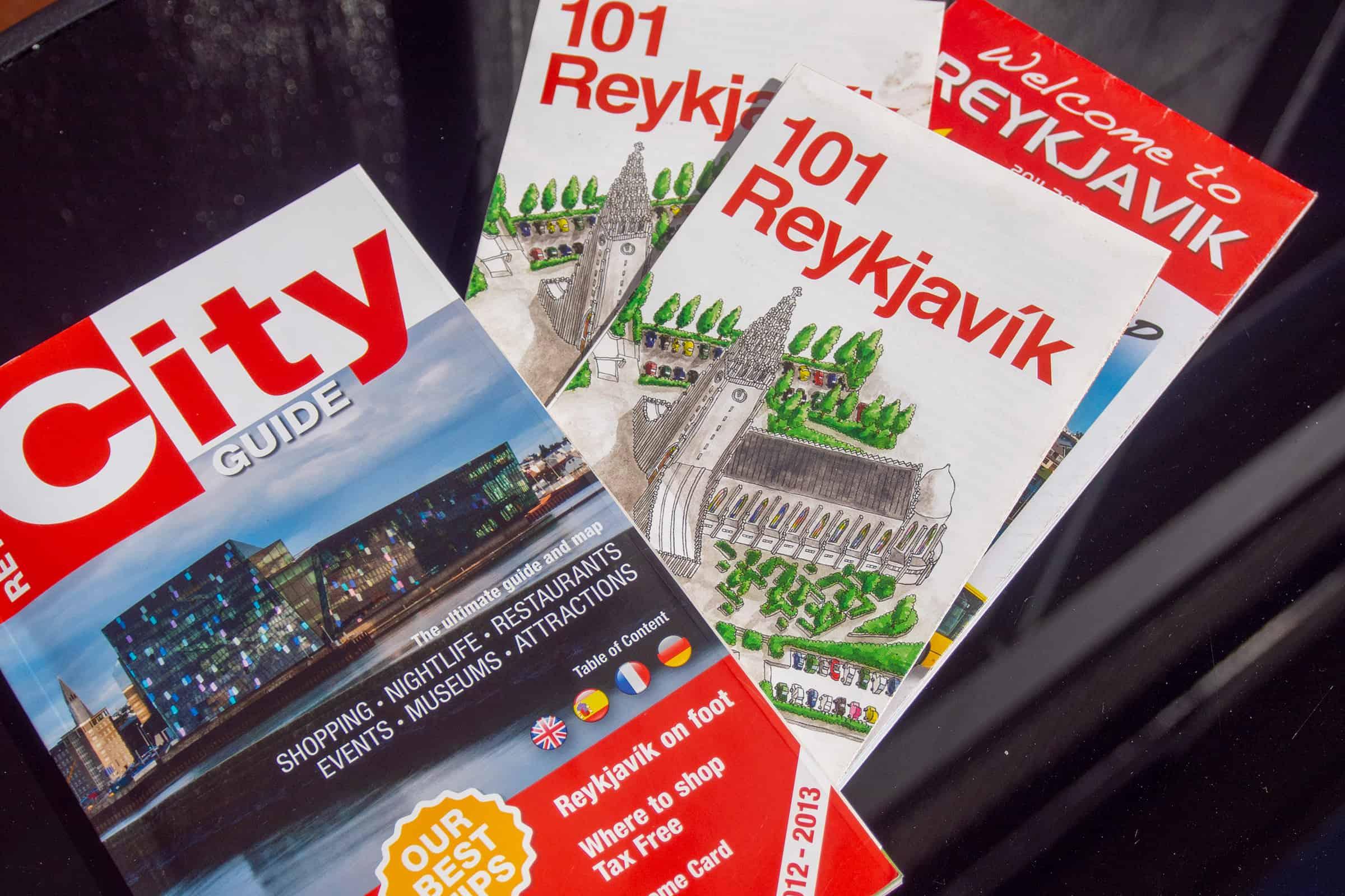 City Guide Reykjavik