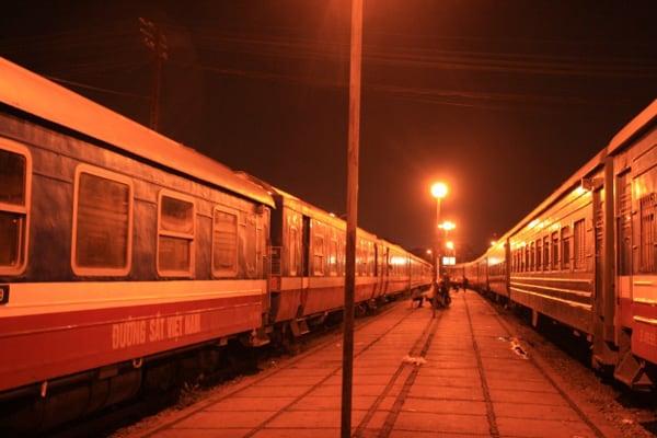 009 sapa trein