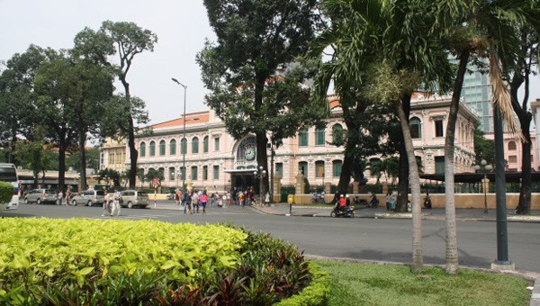 033 HCMC oude franse post kantoor