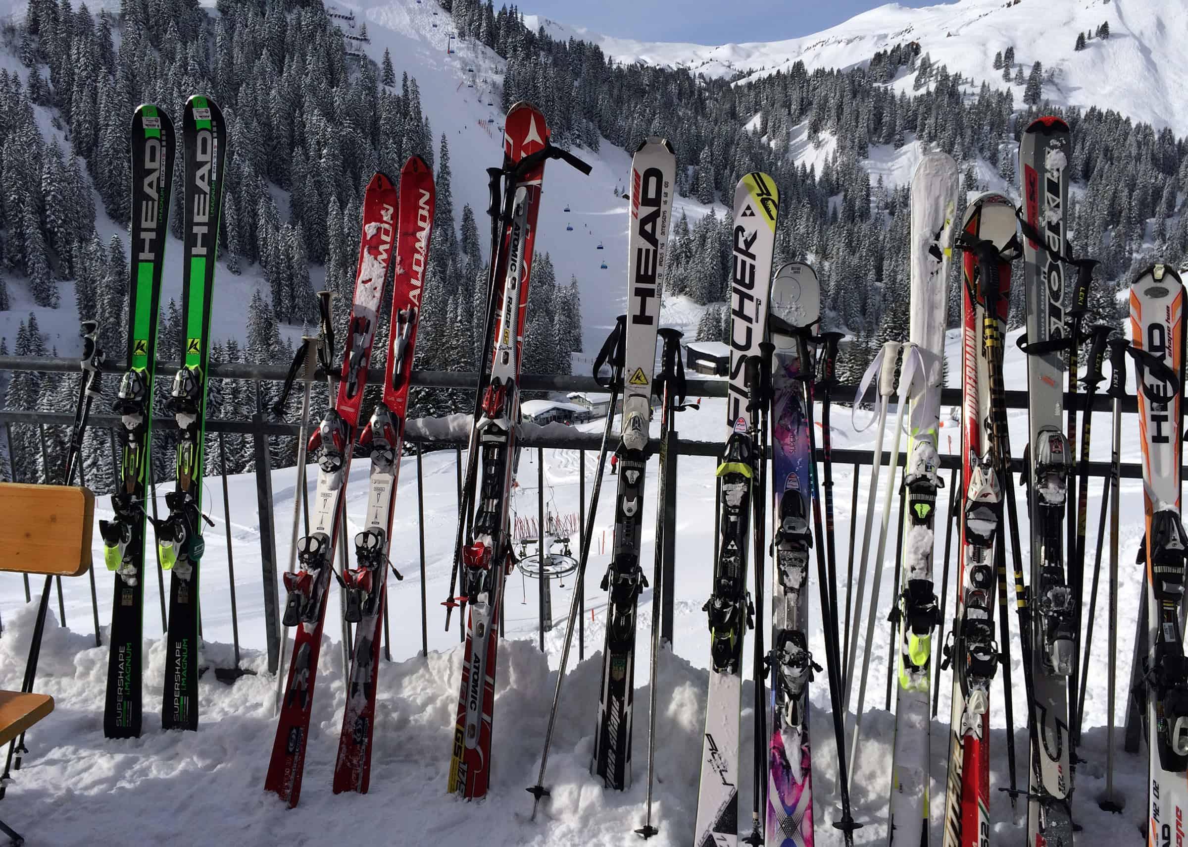 Wintersport Damüls