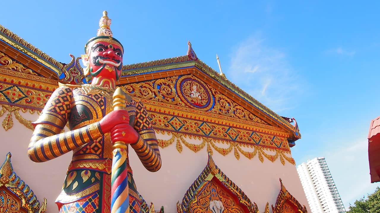 Wat Chayamangkalaram