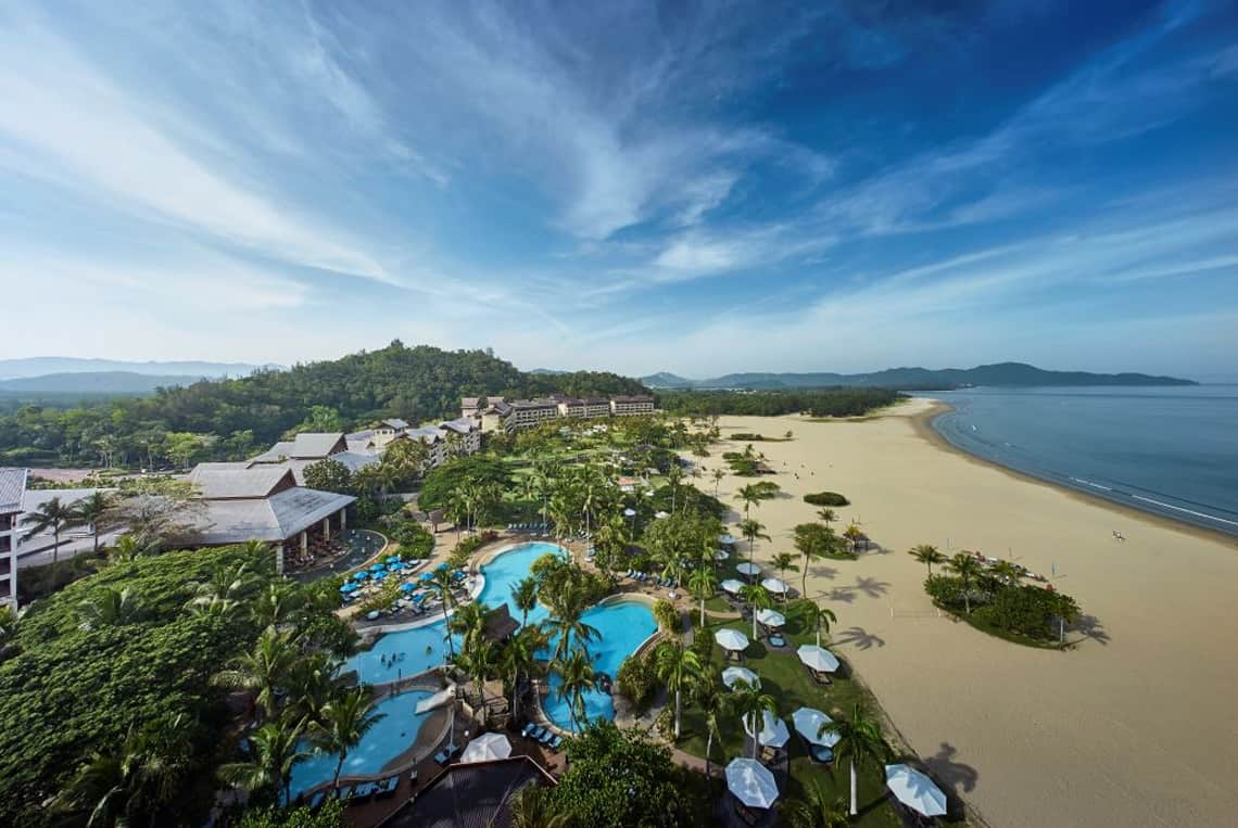 Luxe resorts in Maleisie