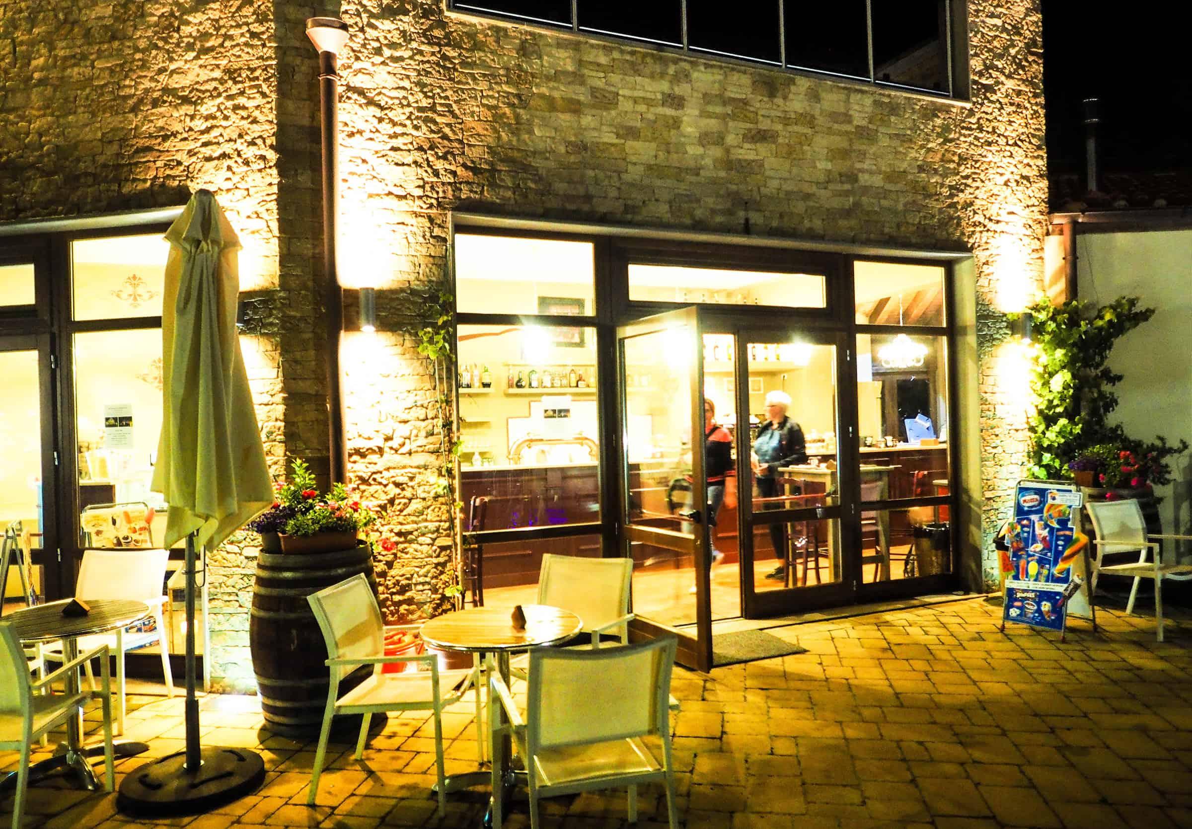 Campingrestaurant Orlando in Chianti