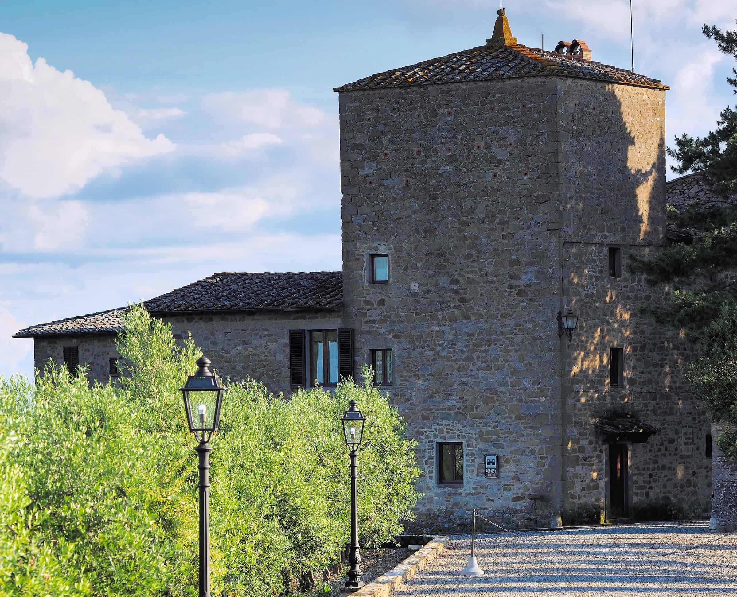 Castello d'Albola in Chianti