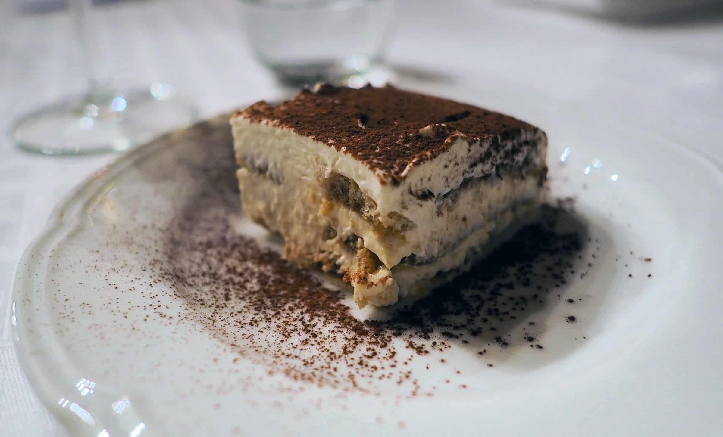 Heerlijk gegeten bij Castello d'Albola