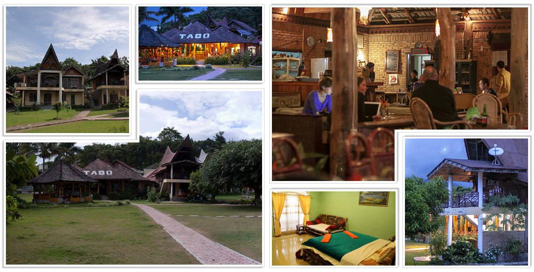 Tabo Cottages, Tuk Tuk