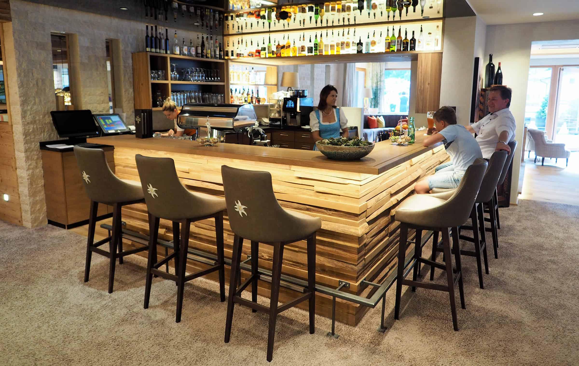 Bar en lounge