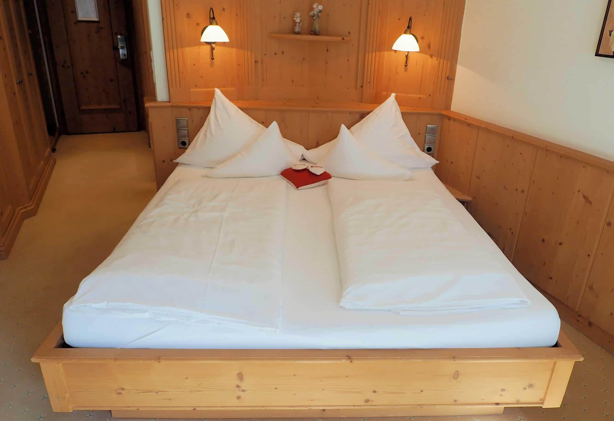 Fijn bed