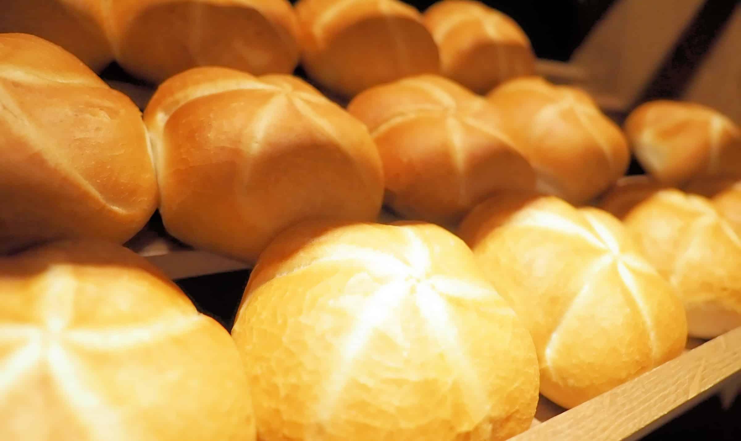 Lekkere verse broodjes