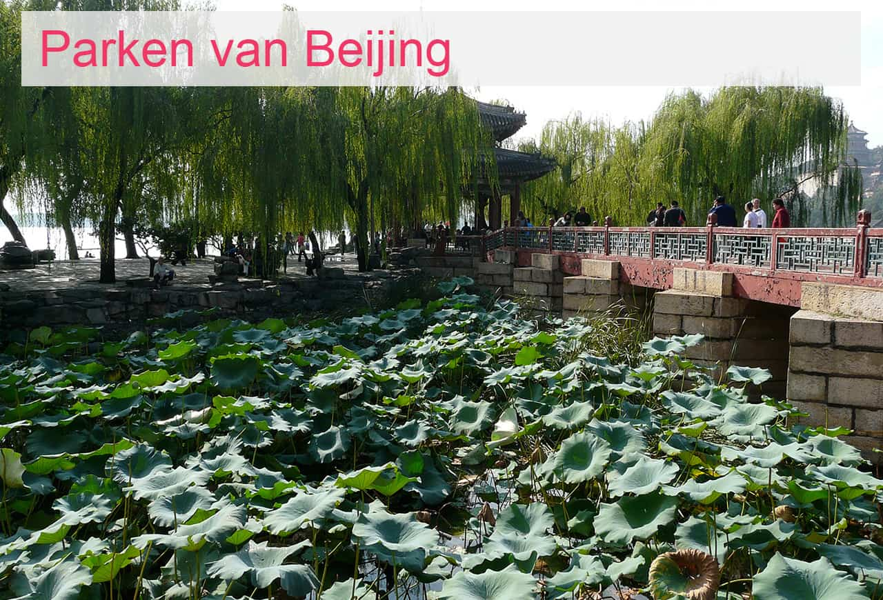Parken in Beijing