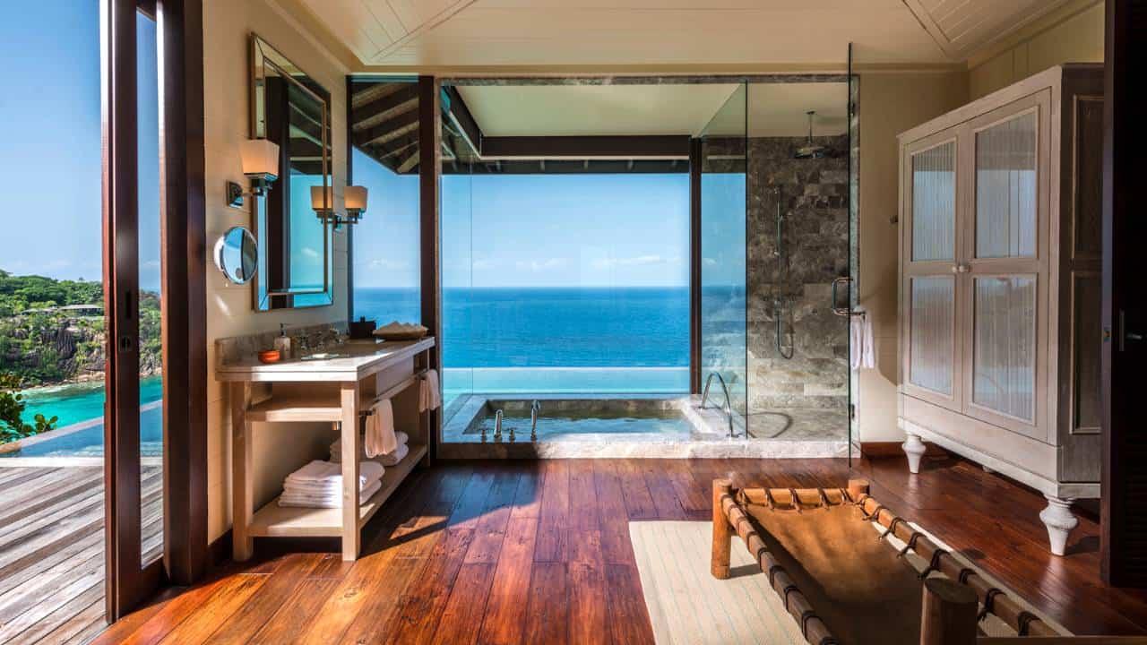 Four Seasons Resort, Mahe eiland