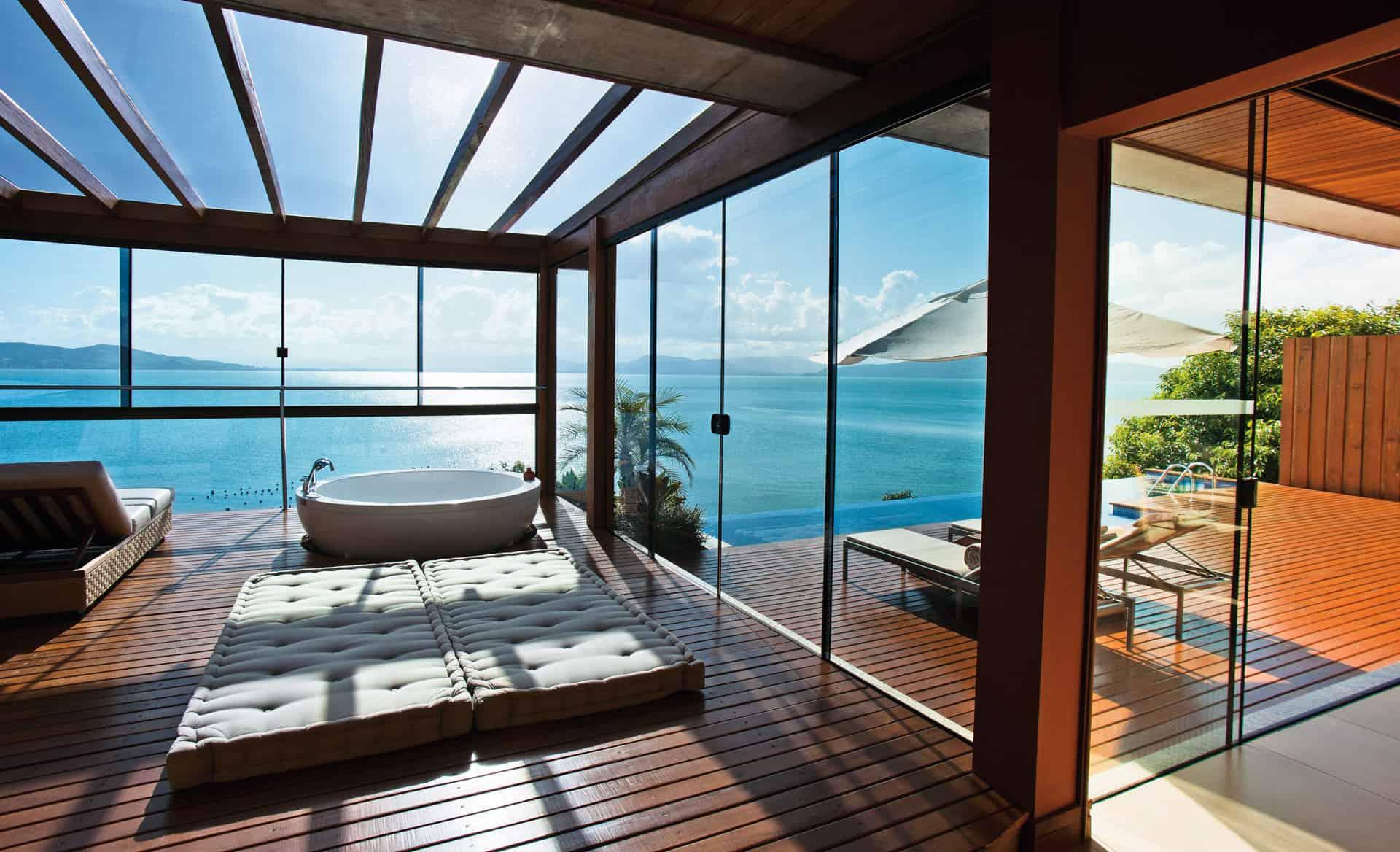 Ponta dos Ganchos Resort, Brazilië